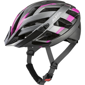 Alpina Panoma 2.0 L.E. Kask rowerowy, titanium-pink